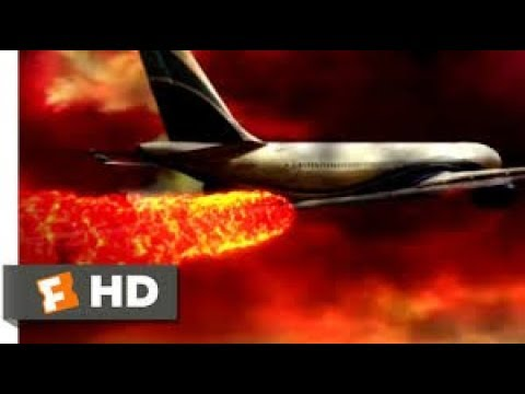 Airplane vs Volcano (2014) Adding Fuel To The Fire Scene (2/10) Movieclips