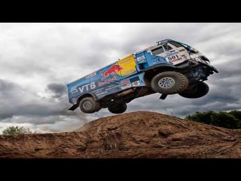 KAMAZ TRUCK TEAM DAKAR (ENGINE SOUND)