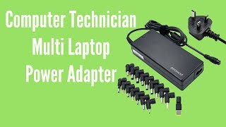 Computer Technician Multi Laptop Power AdapterIf you run a computer repair shop you going to need plenty of tools to do your job properly. This is a great edition to your tool kit its a POWSEED Universal 90W Laptop AC Power Adapter Charger with Multi Connectors for Notebook Ultrabook Acer Toshiba Dell Lenovo/IBM Samsung Sony Gateway HP Fujitsu and plenty More laptop brands. Its has a Automatic Voltage of 15V-20V which means you can use this on a number of different laptops.Why buy many different types of power adapters when you can use just one?Get it here:http://amzn.to/2umuuQkPowseed products are certificated with CE, RoHS approval, 100% compatibility with the original.Compatible: HP DV14/15/2000/4000/5000/6000/8000; Toshiba Satellite C55-C5241,P755 P775 P870 S855 S875 U305 U505; ASUS X551MA,F555LA-AB31, X550ZA-WH11, X551, X555LA, K501UX; Samsung GS6/GT6/7/8, X05 Series, VM GT NT; Sony VAIO VGP-AC19V39 VGP-AC19V47; Dell Inspiron 11Z-1121 1320 13Z-5323 14-3420 14Z-5423 15R-5520 15R-5537,14R 17R, N5010 N7110, Studio 15 17; Lenovo Thinkpad Z60 T410 SL400 SL500 SL510;HP Pavilion Dv6 Dv7 Dm4 G6 G7; Acer Aspire E5-573G E1, ES1; Gateway NV55C and more.