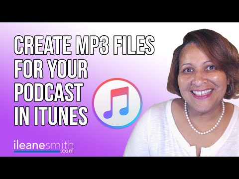 Watch 'Use iTunes to Convert Wav Files to MP3 and Add ID3 Tags to Your Podcast '