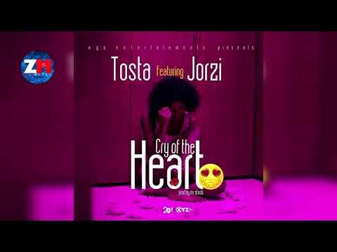 TOSTA Ft JORZI - CRY OF THE HEART (Official Audio) |ZEDMUSIC| ZAMBIAN MUSIC 2018