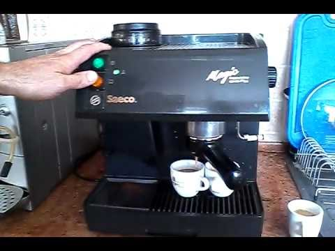 saeco magic cappuccino combi plus
