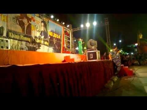 Em vẫn hoài yêu anh - Phi Nhung tại hội chợ Hạ Long 19/10/2014