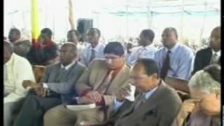 Mezmur Amharic, Apostolic Church Awassa Ethiopia-yesus_tenageren.mpg