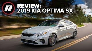 2019 Kia Optima First Drive: More tech across the board by Roadshow