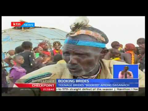 CheckPoint: The forgotten community of Dasanach on the border of Kenya-Ethiopia, September 25th 2016