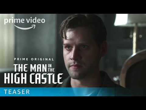 The Man in the High Castle Season 2 (Promo 'Our Future Belongs to Those Who Change It')