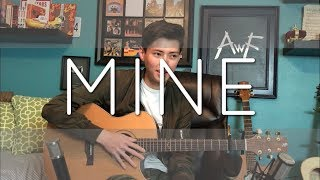 Bazzi - Mine - Cover (Fingerstyle Guitar)