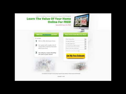 Free Lead Capture Page for Real Estate Agents