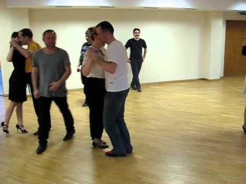 TANGO Argentino Chisinau-танец именинниц: Елена, Кристина и Дарья!