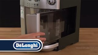 De'Longhi How To Descale  Magnifica ESAM4200