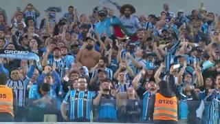 Gol de Luan - Atlético-PR 0 x 2 Grêmio - Brasileirão 2017