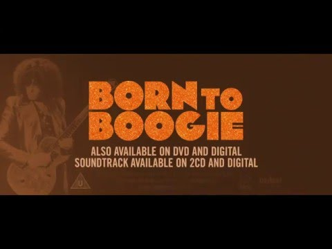 T.Rex: Born To Boogie The Motion Picture On Blu Ray Trailer