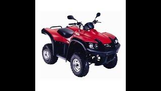 9. TGB Quad & Atv (250, 325, 425) - Service Manual - Parts Manual