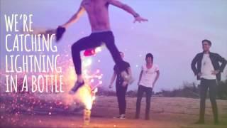 "The Summer Set - ""Lightning In A Bottle"" Lyric Video"
