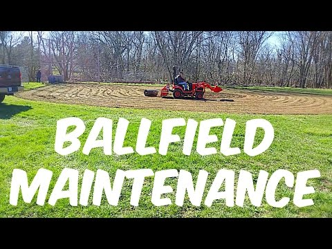 How To Make Old Ballfield New