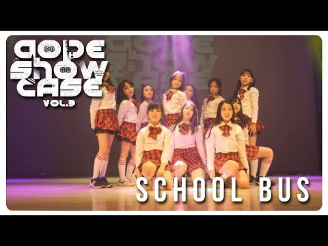 2019 DOPESHOWCASE vol.3 l School Bus