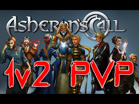 Asherons Call – Dungeon Ambush PvP [1 v 2]