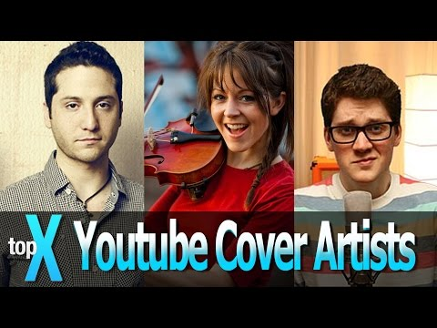 Cover - Today we're doing all things musical as we're counting down our picks for the Top 10 YouTube cover artists. Welcome to the seventh episode of TopX, the brand new http://www.WatchMojo.com show...