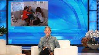 Video Ellen and Jeannie Surprise Surrogate Mom and Her Best Friend MP3, 3GP, MP4, WEBM, AVI, FLV Maret 2018