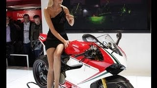 10. 2013 Ducati 1199 Panigale S ''Tricolore'' 195 Hp 188 Kg 300 Km/h 186 mph *  see also Playlist