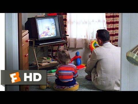 Forrest Gump (9/9) Movie CLIP - His Name is Forrest (1994) HD