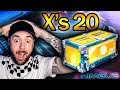 Opening 20 NEW ELEVATION Rocket League Crates!