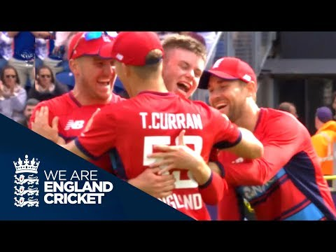 Experimental England Side Win 3rd T20 International By 19 Runs - England v South Africa T20I 2017