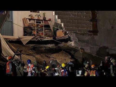 Μεξικό: Αυξάνεται συνεχώς ο αριθμός των νεκρών