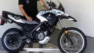 5. 2014 BMW G650GS Sertão Edition (SUPER RARE) For Sale!!!