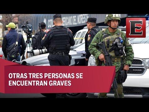 Fallece adolescente que disparó en colegio de Monterrey