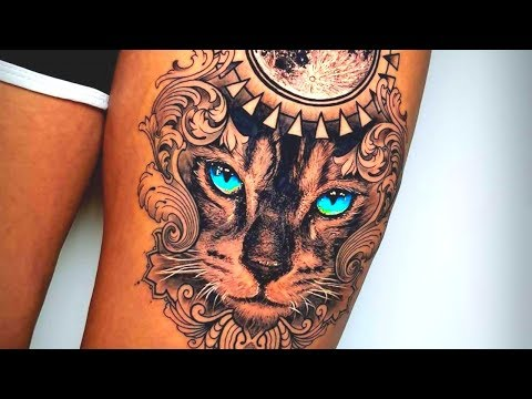 Cool Tattoo Video Compilation #2