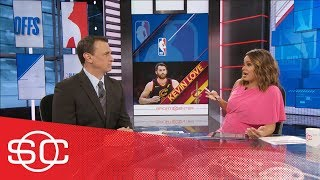 Previewing NBA playoff Game 3s: Raptors vs. Cavaliers and Celtics vs. 76ers | SportsCenter | ESPN