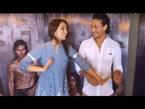 Here's How Shraddha Kapoor And Tiger Shroff React On The News Of Salma...