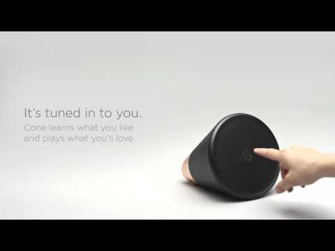 Aether Cone - The Thinking Music Player