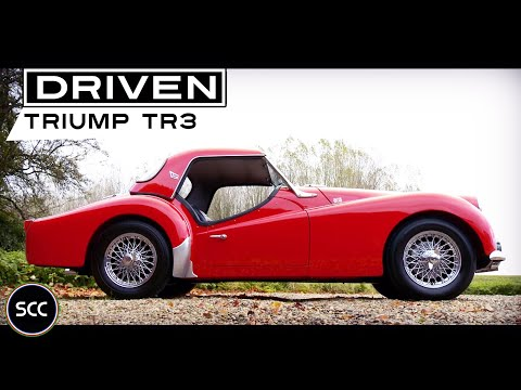 tr3 - We make these videos because we love cars. Please help us keep making them by liking our videos. Thank you very much! Recently we came across this beautiful ...