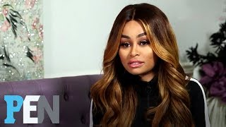 Blac Chyna On Shocking Moment Rob Kardashian Uploaded Intimate Photos | PEN | Entertainment Weekly
