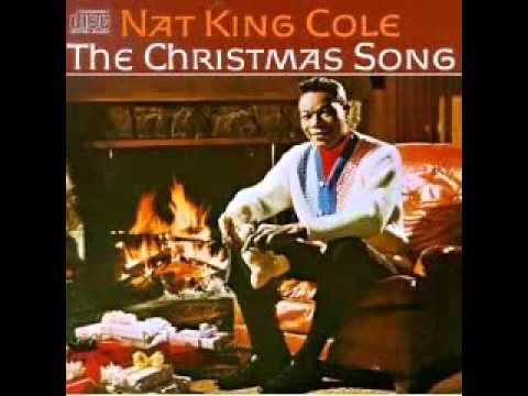 Nat King Cole--The Christmas Song (Chestnuts Roasting On An Open Fire)