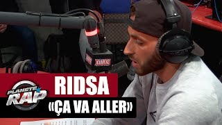"Video Ridsa ""Ça va aller"" en live #PlanèteRap MP3, 3GP, MP4, WEBM, AVI, FLV Mei 2017"