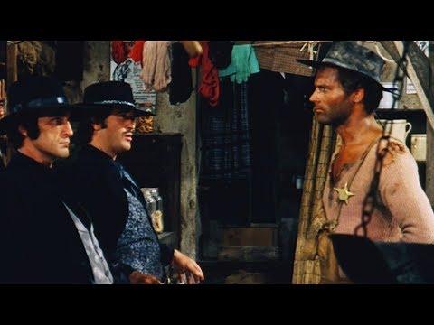 Lo chiamavano Trinità - Pranzo col Messicano.....incontro con Bounty Killer e Mortimer