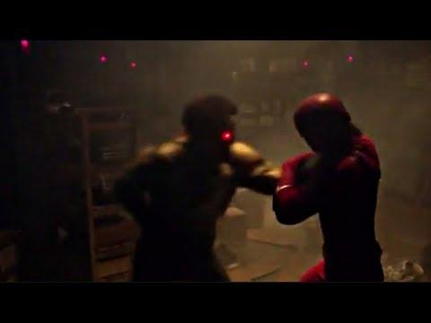 Arrow 7×09 Oliver vs Eobard thawne| Barry vs Malcolm Merlyn