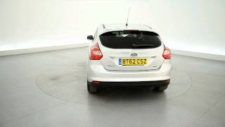 Ford Focus 1.6 TDCi 115 Zetec 5dr For Sale In Hampshire
