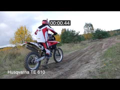 Time Laps Moto - Husqvarna TE 610