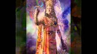 Tema lagu Krisna-Mahabarata Video