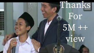 Download Video Kejadian Lucu Kegiatan Kunjungan Kerja Presiden JOKOWI MP3 3GP MP4