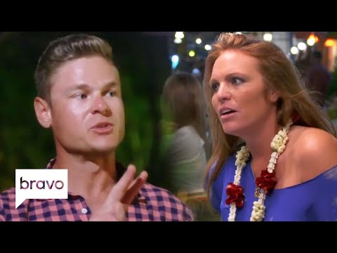 Rhylee Gerber Clashes with Ashton Pienaar and Kevin Dobson | Below Deck Highlights (S7 Ep8)