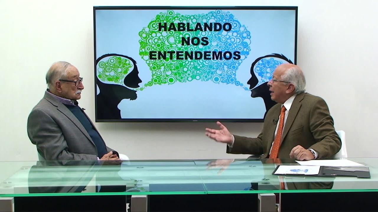 HABLANDO NOS ENTENDEMOS - INVITADO DR SIMÓN ESPINOSA TEMA LA LABOR DE LA ACADEMIA ECUATORIANA DE LA LENGUA
