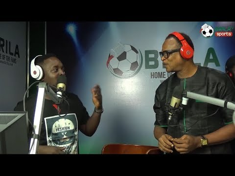 ARSENE WENGER IN OR OUT? MI ABAGA and FRED AMATA On HARDTACKLE