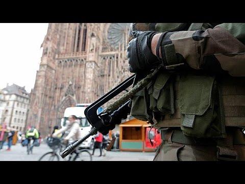 Γαλλία: Επτά συλλήψεις υπόπτων για τρομοκρατία