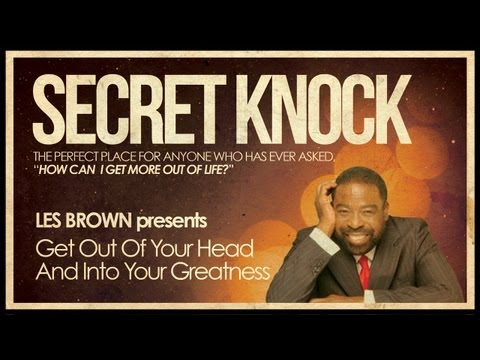 Les Brown – SECRET KNOCK
